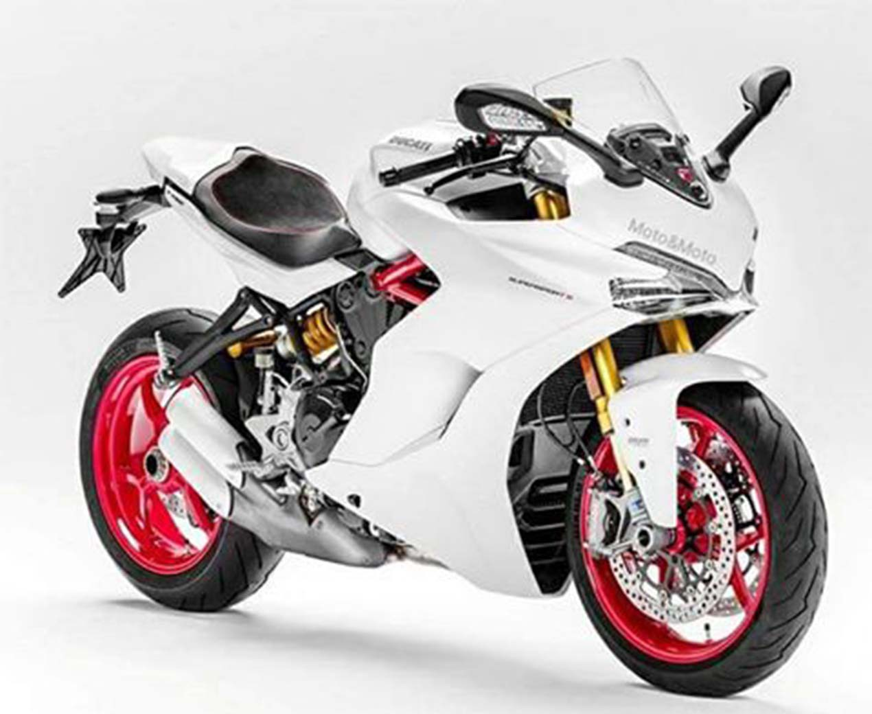 2017 Ducati SuperSport INTERMOT leak 01