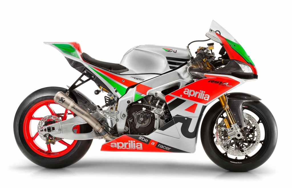 Aprilia RSV4 R FW GP Aprilia Racing Factory Works 01