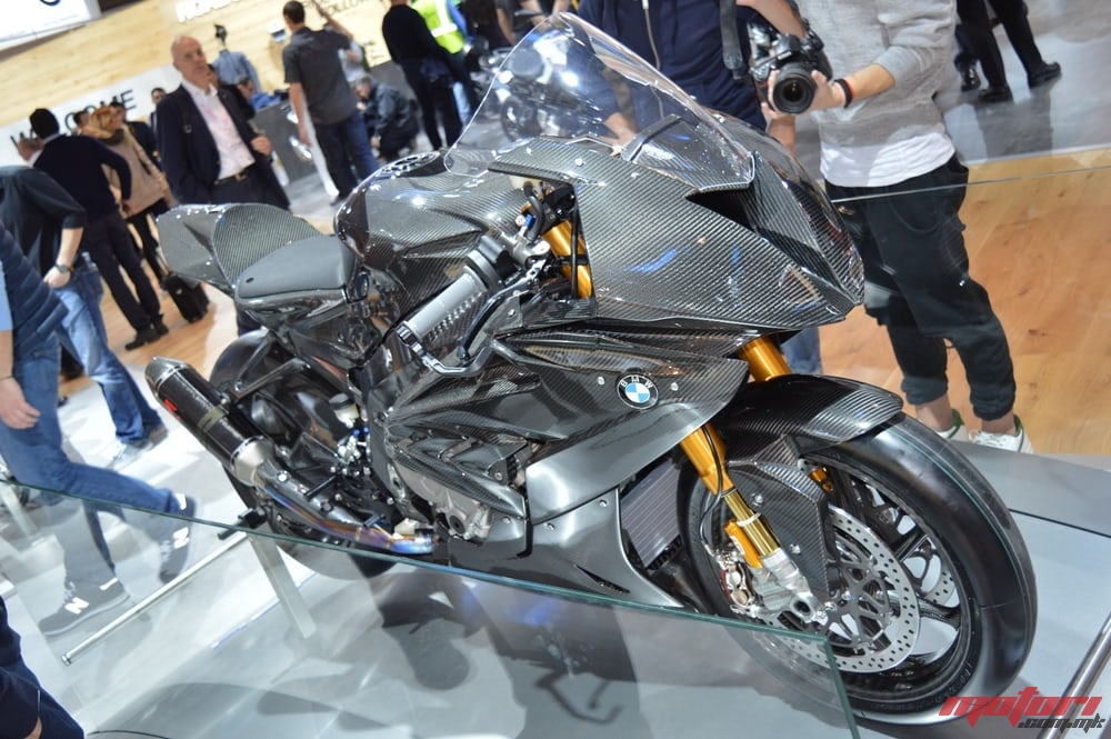 BMW HP4 Carbon 2