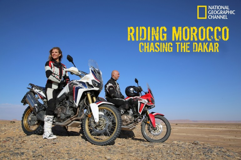 Chasing the Dakar 770x513
