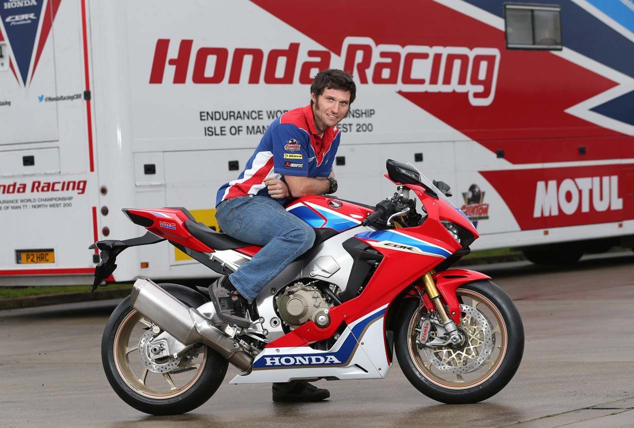 Guy Martin Honda Road Racing 2017 06