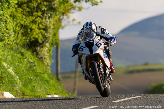 Retrospective 2014 Michael Dunlop TT Races Isle of Man Road Racing Tony Goldsmith 1
