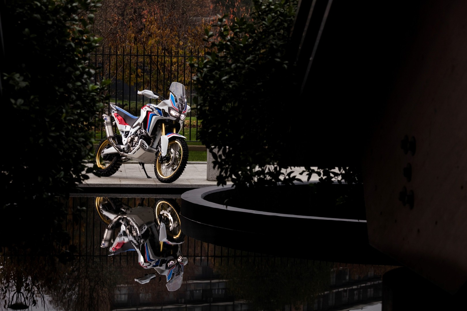 honda africa twin adventure sports concept previewed 1