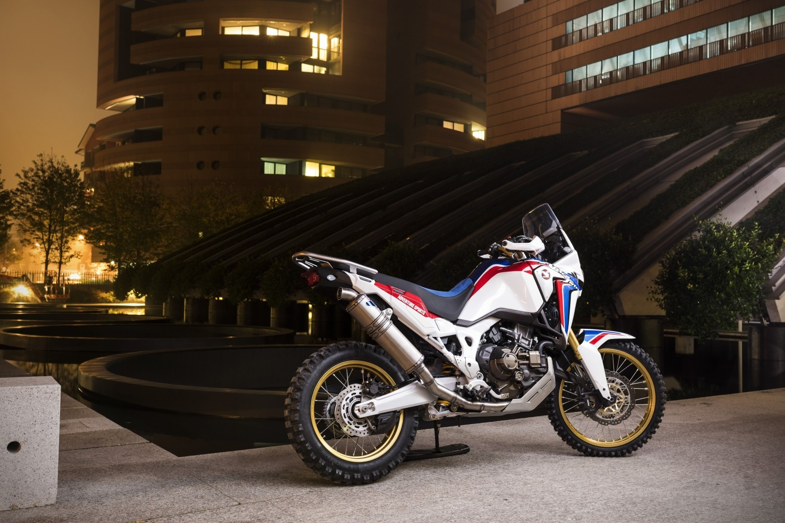 honda africa twin adventure sports concept previewed 2