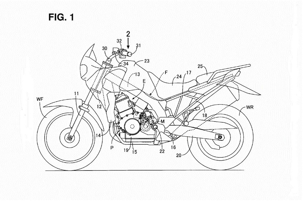 honda rumored to brings back the nx650 dominator 2