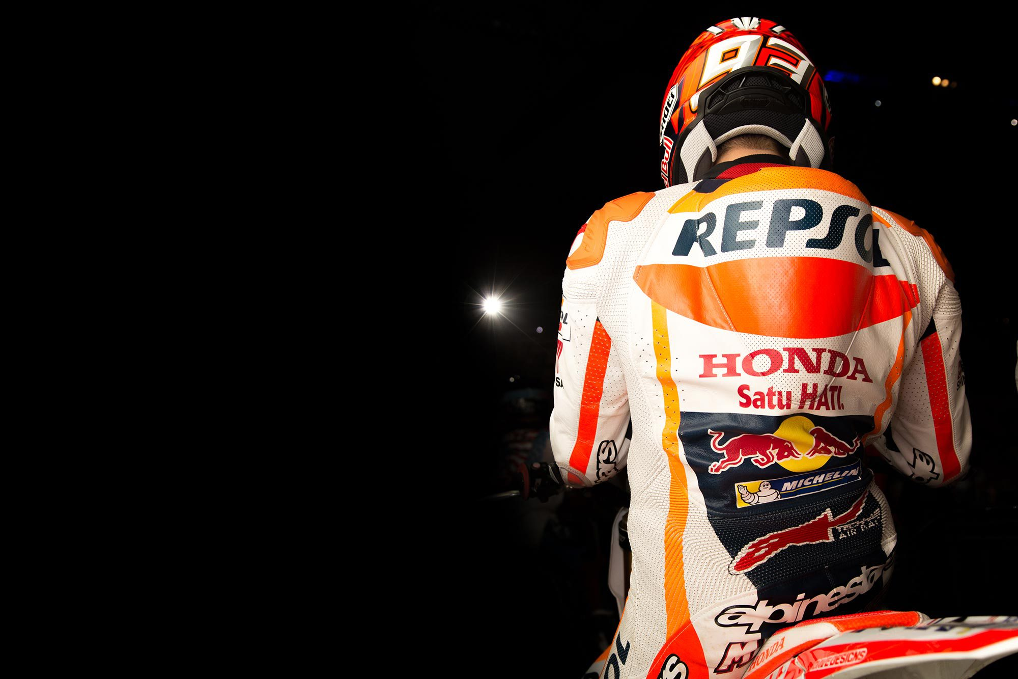 marc marquez 2016 superprestigio barcelona steve english