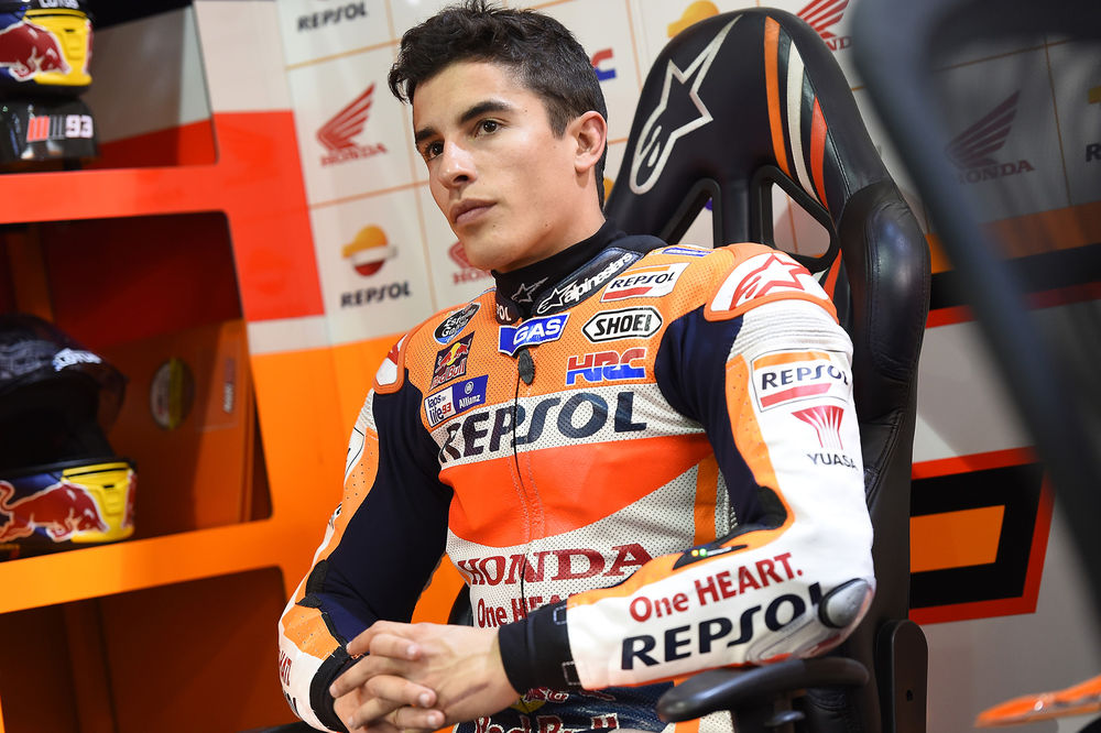 motogp marquez crew find solution qatar test1
