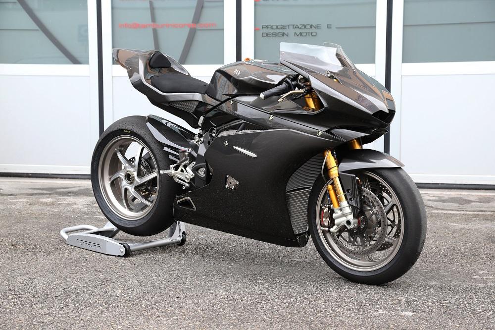 Tamburini Т12   Мотоциклот кој чини 1 милион долари