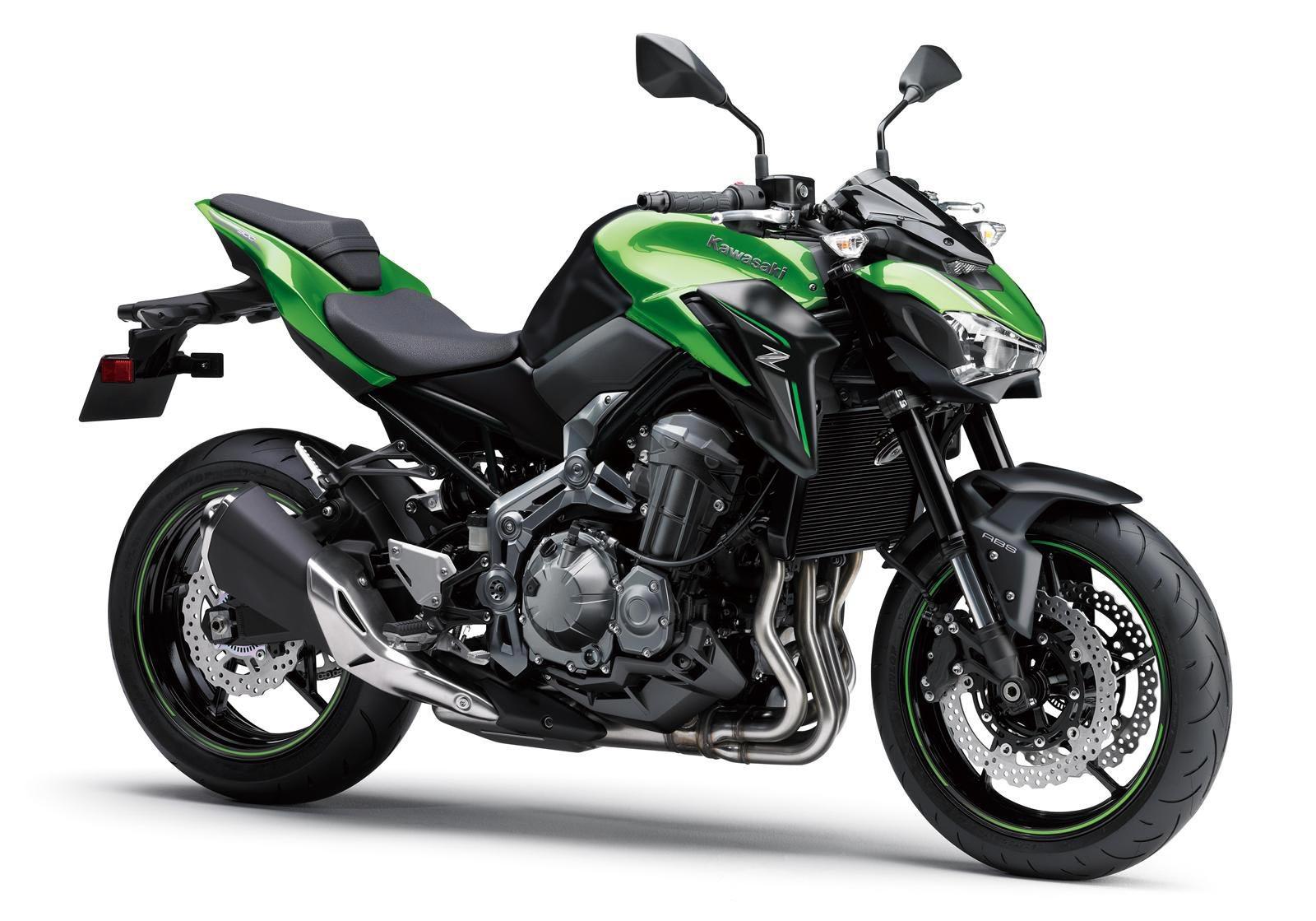 Во 2018 доаѓа Kawasaki Z900 кој ќе може да се вози со А2 категорија