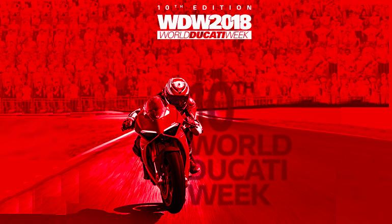 Ducati се подготвува за десетото издание на  World Ducati Week