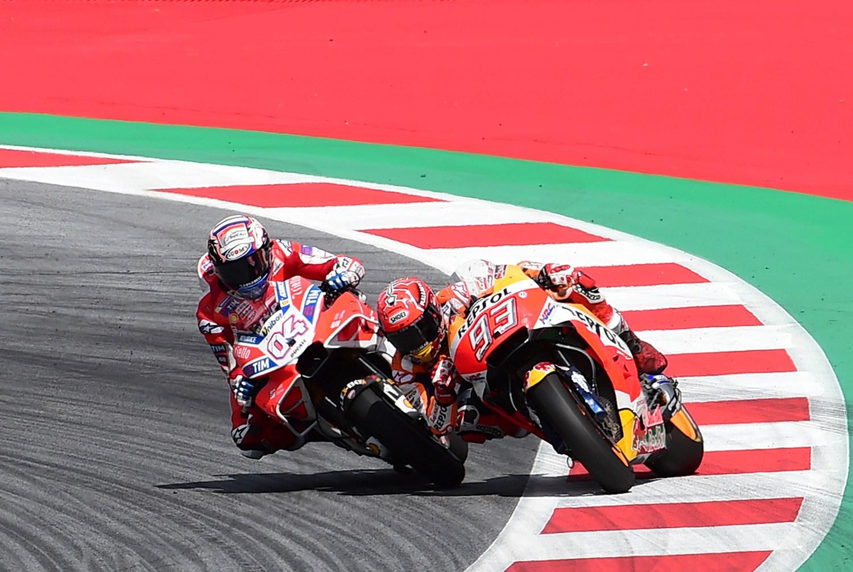 MotoGP  Лидерите едногласни  не постои такво нешто како патека на Honda или на Ducati