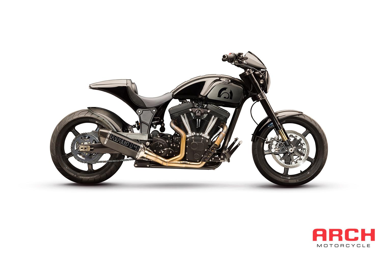 ARCH Motorcycle ќе претстават три нови модели на EICMA
