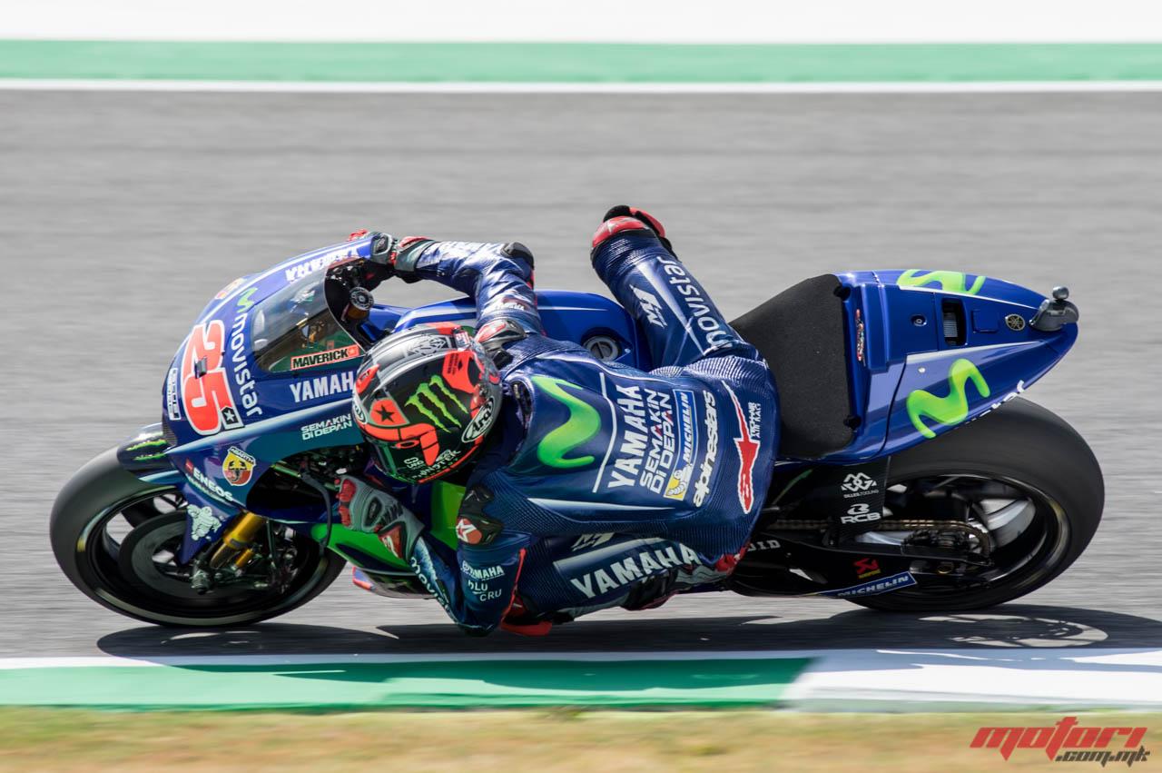 MotoGP  Вињалес верува дека може да ја освои титулата