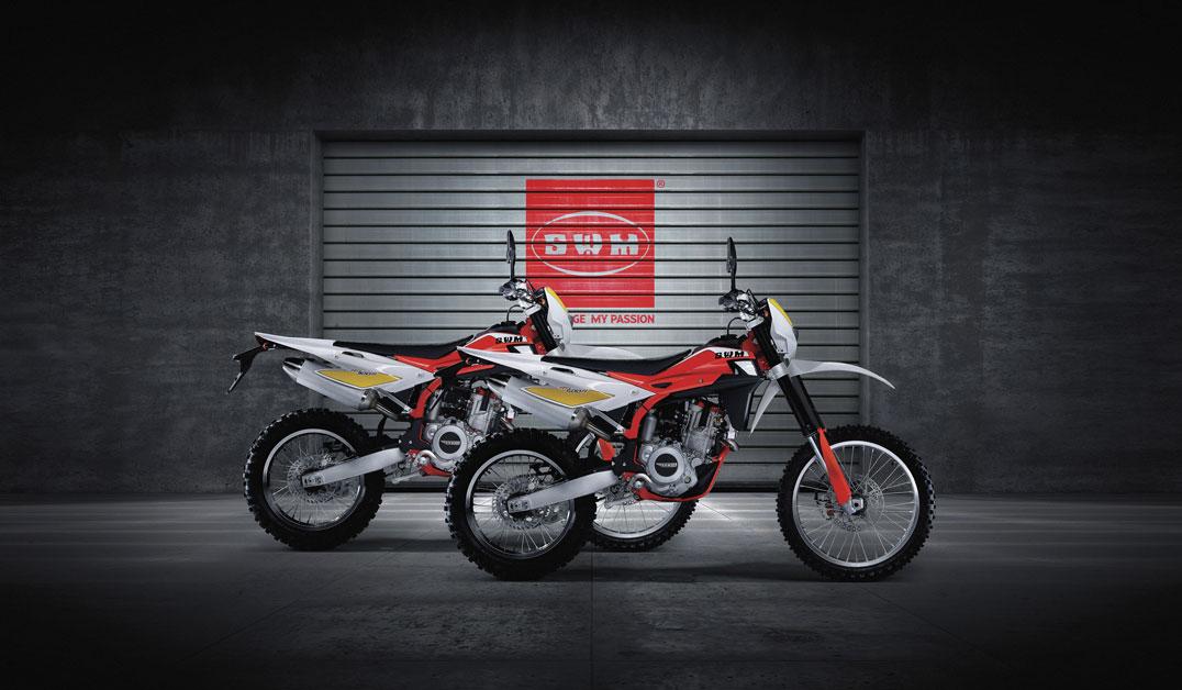 SWM RS300R   високо квалитетен и достапен мотоцикл