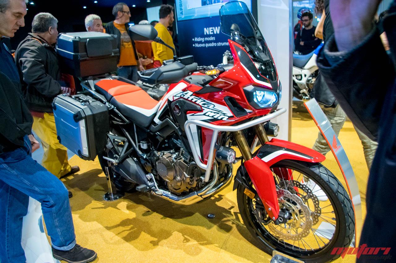 Honda го претстави CRF1000L2 Africa Twin Adventure Sports 2018