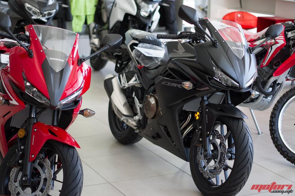 Новиот Honda CBR500R пристигна во Македонија