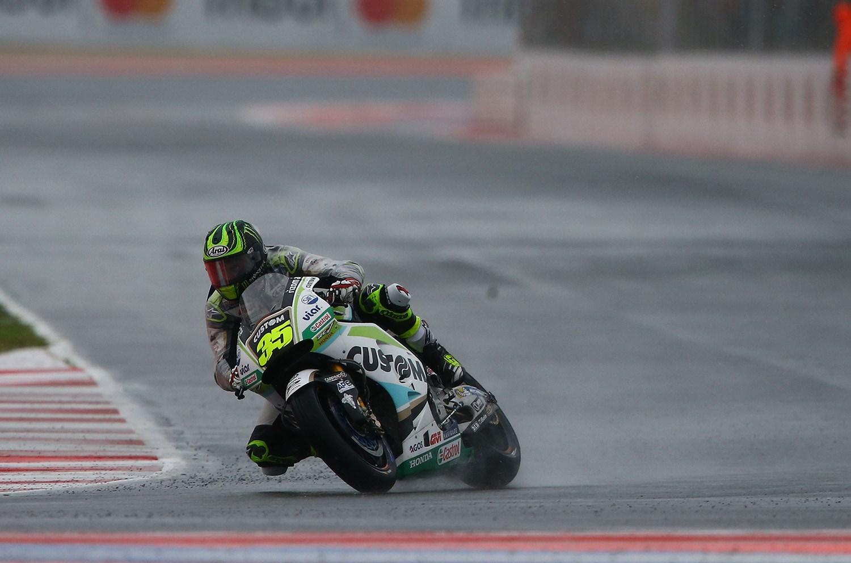 MotoGP  Кратчлоу е среќен што заврши без повреда