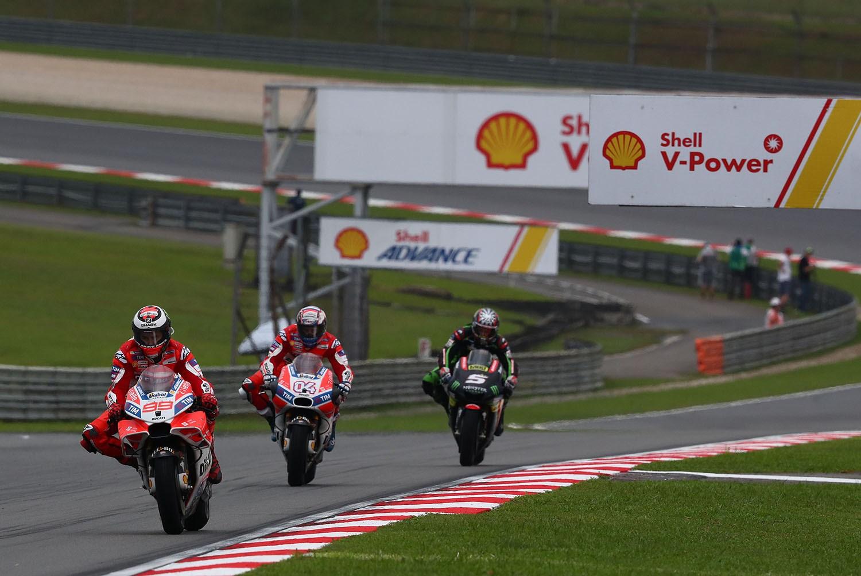 MotoGP  Довициозо сѐ уште се бори за титулата