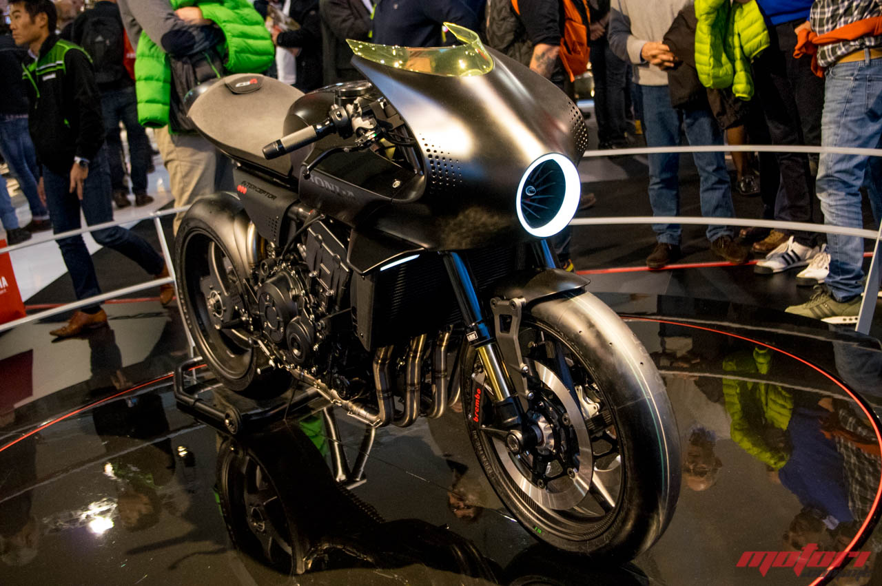 Концепт  Honda CB4 Interceptor