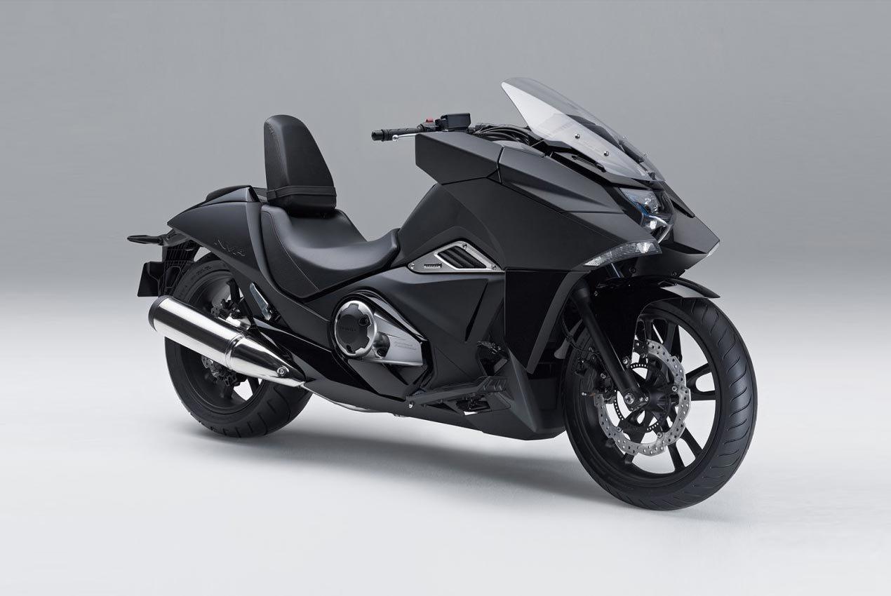 Се враќа Honda NM4