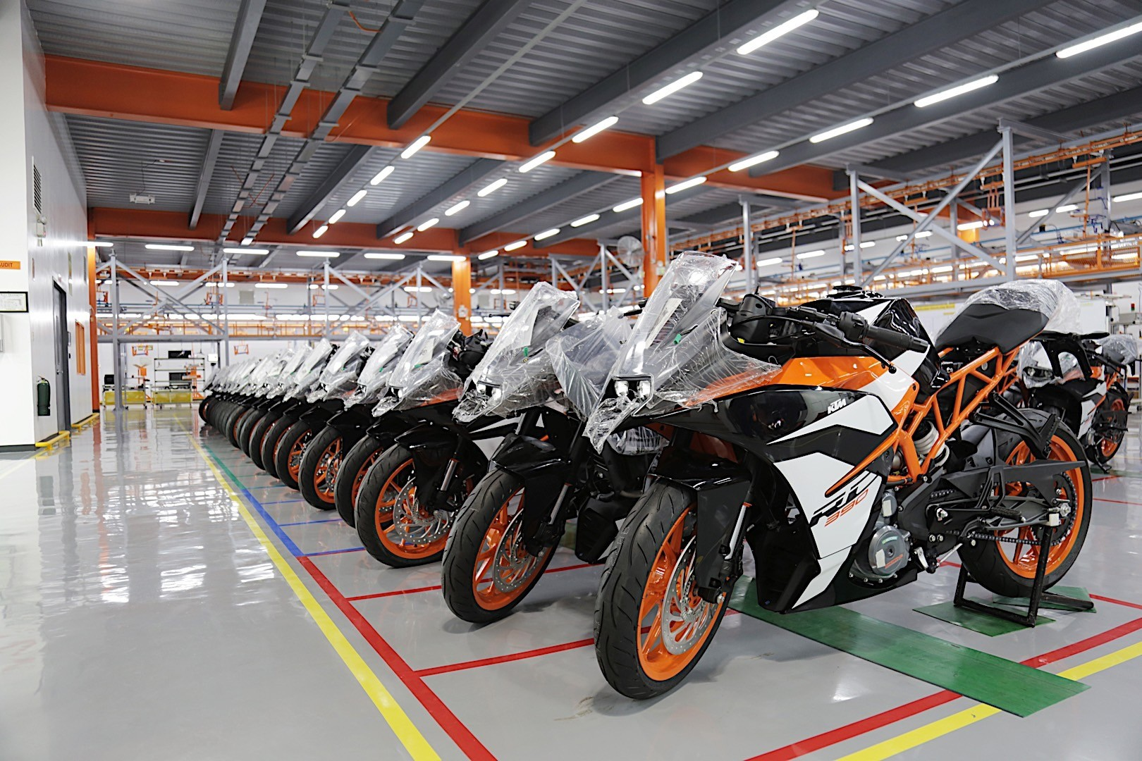 ktm opening new plant in the philippines 2