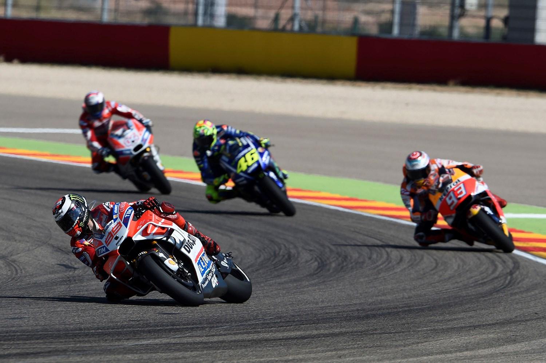 Целта на Лоренцо е да ја постигне првата победа со тимот на Ducati