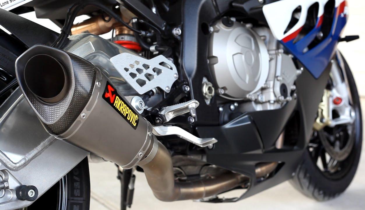 Akrapovic им оддаде почит на супербајк мотоциклите