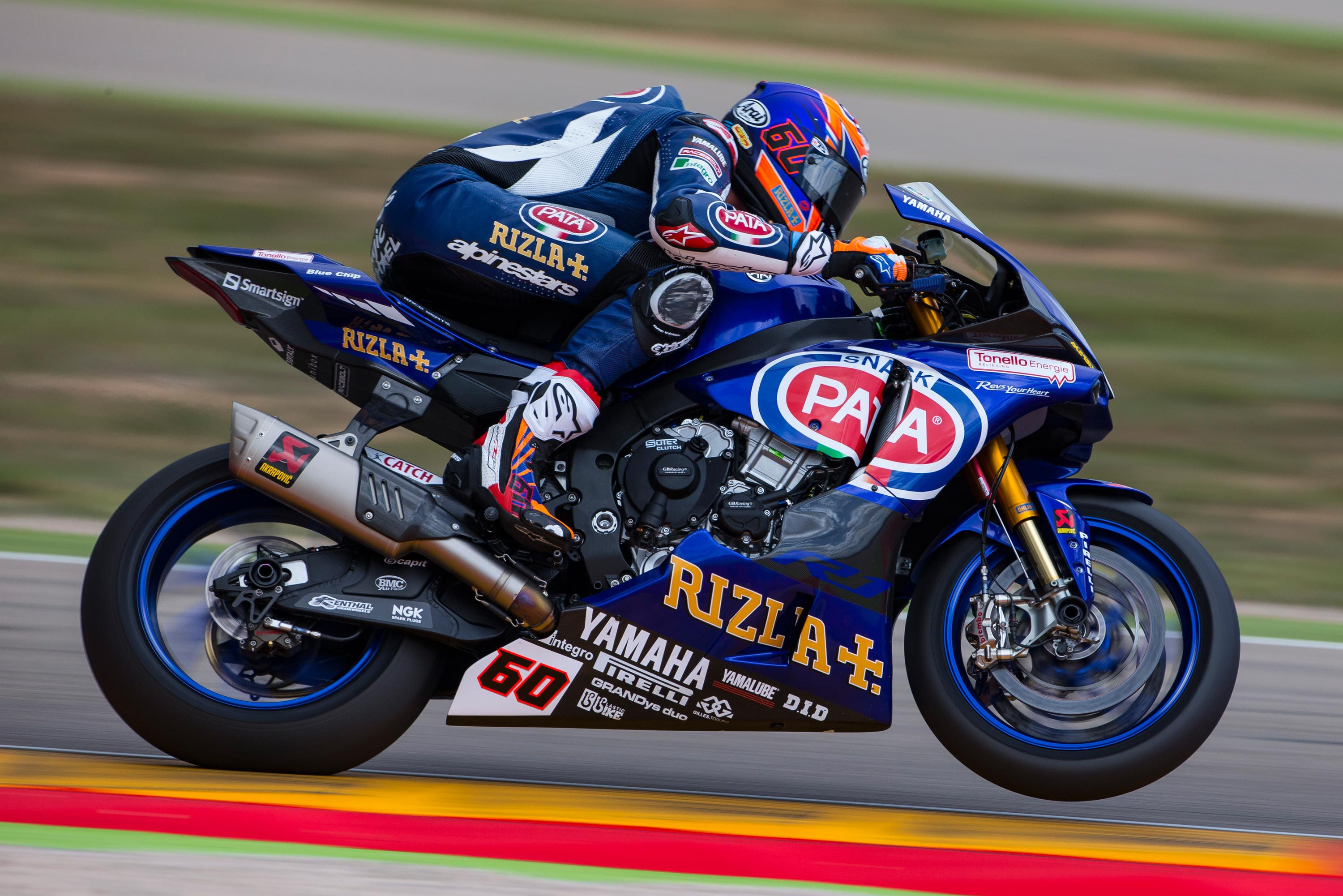 michael van der mark yamaha racing