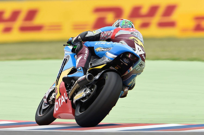 Moto2  Победа за Морбидели