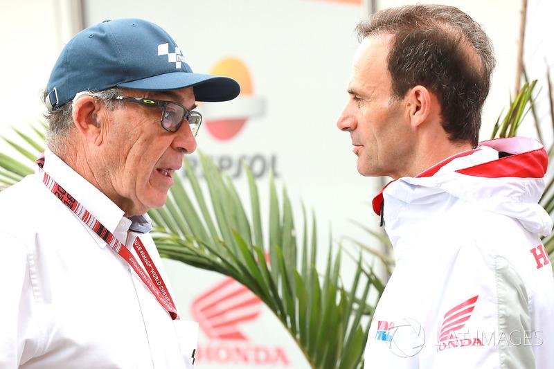 Кармело Езпелета ја коментираше трката во Аргентина