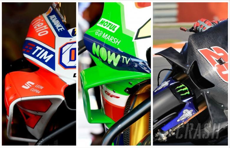 Нема промени кај правилата за аеродиманичните крилца во MotoGP