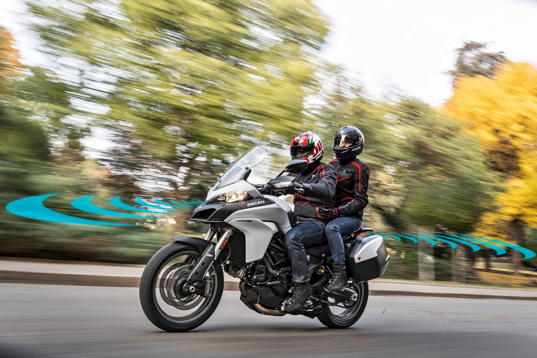 Ducati го потврдува нивниот континуиран фокус во однос на безбедноста на возачот
