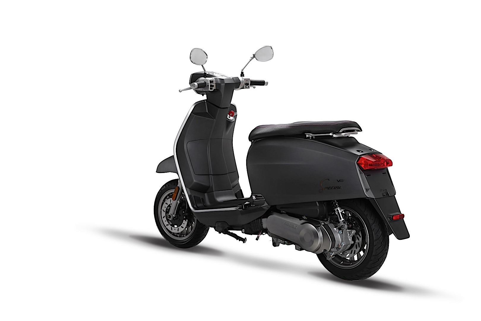 this is lambrettas new 2018 v special scooter 1