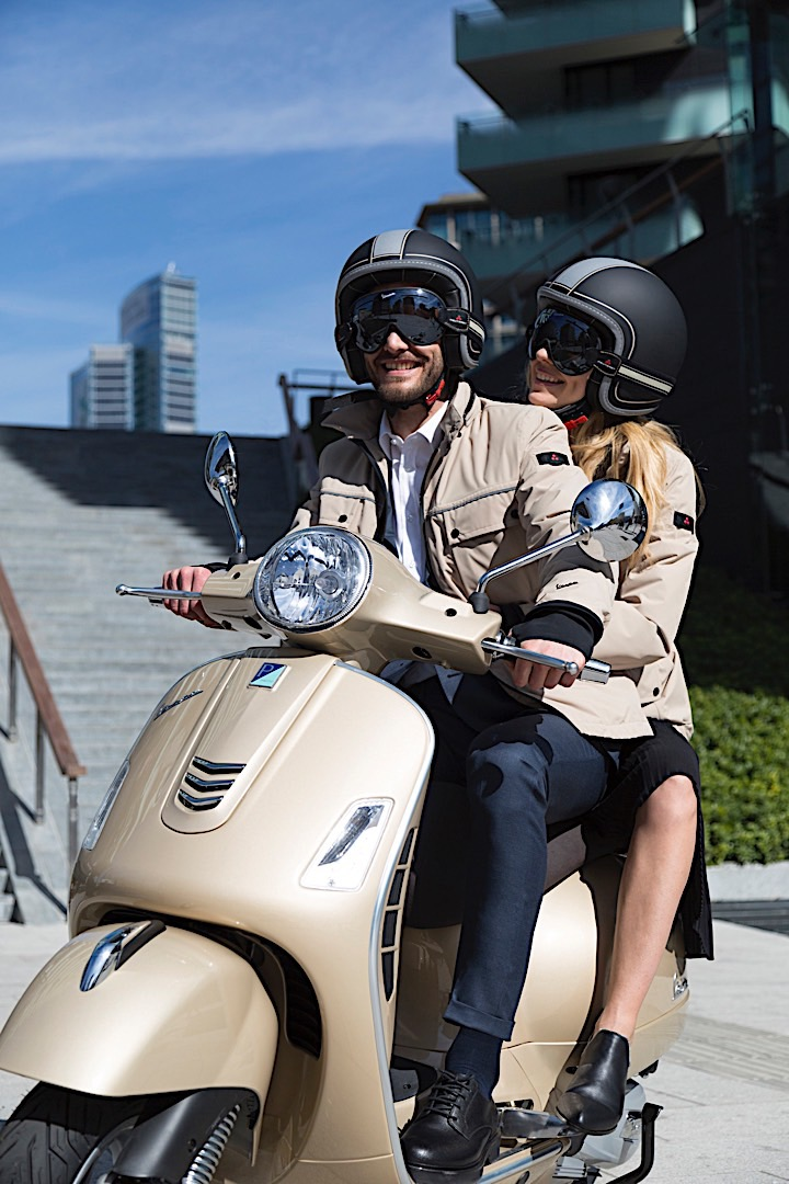 vespa teams with peuterey at milan design week 116644 1