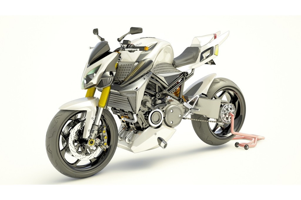 would you buy a french built rotary hybrid motorcycle 5