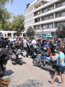 Moto Touring Party 2012