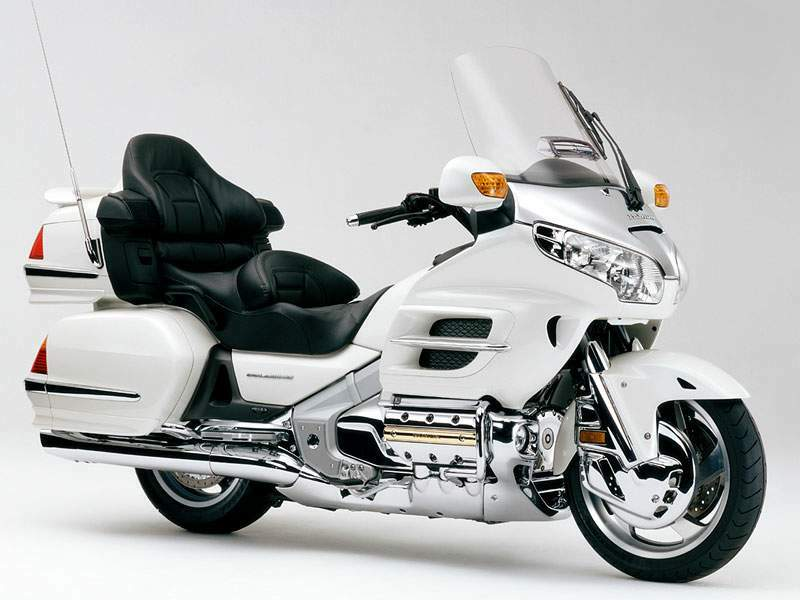 Honda GLX 1800 Goldwing