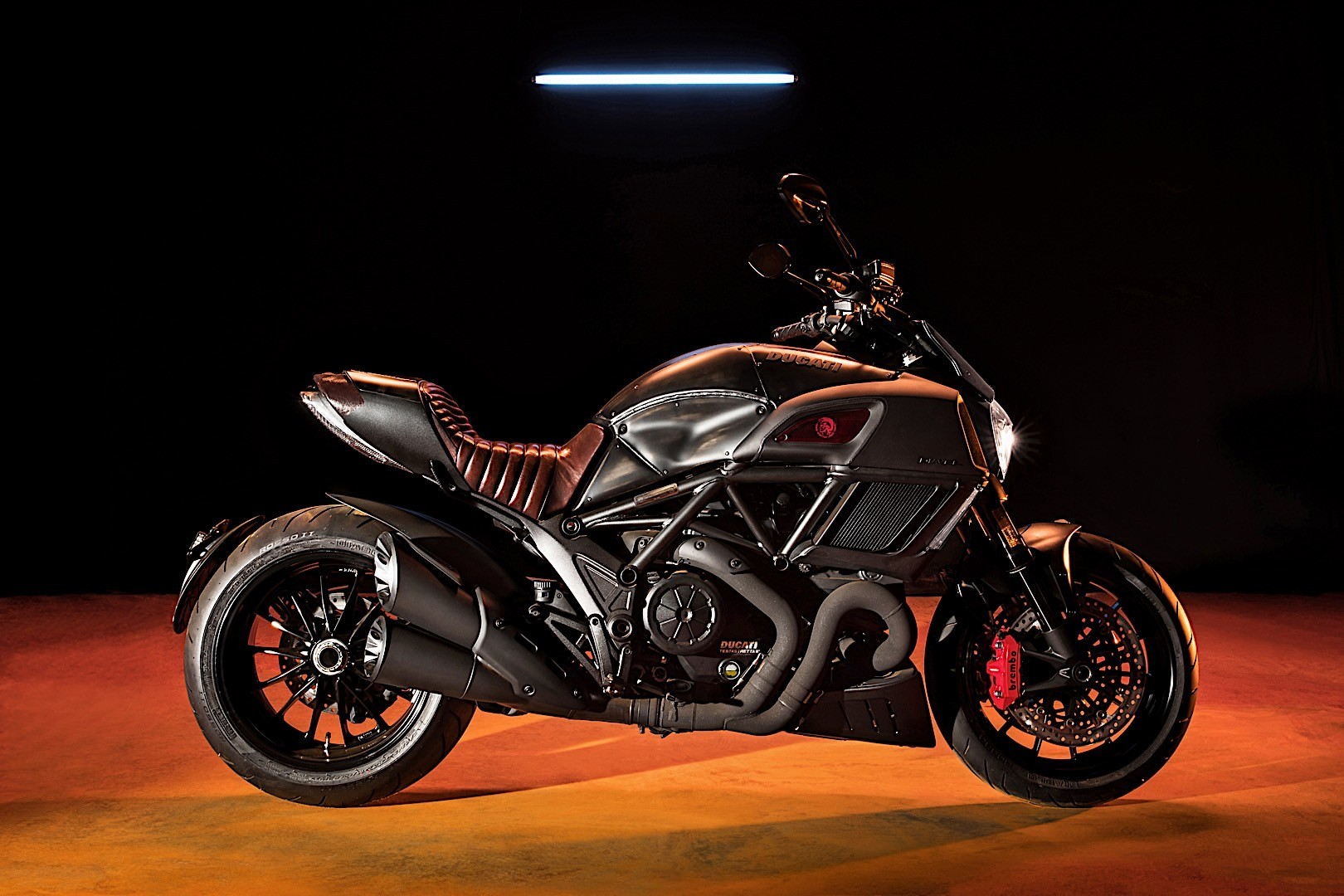 ducati and diesel reveal post apocalyptic diavel limited edition 16