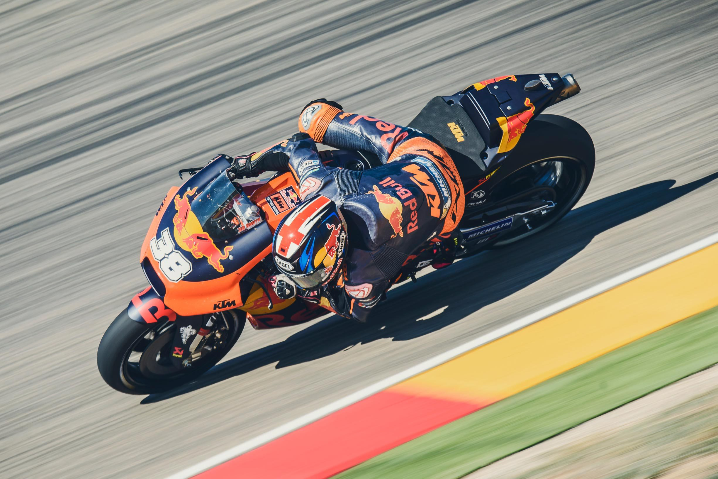 bradley smith ktm racing aragon gp